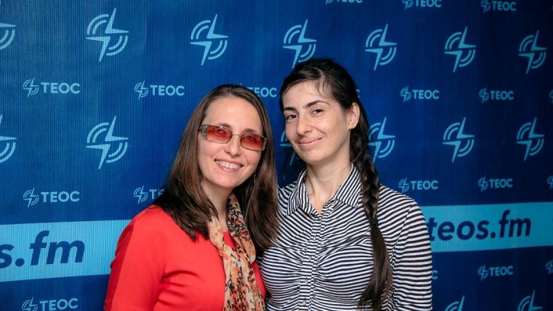 Фото: семейные психологи Ирина Григорьева и Наталья Розина.