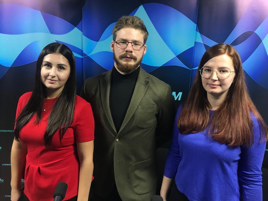 Фото: Татьяна Крук, Даниил Авдеев, Полина Ломоносова
