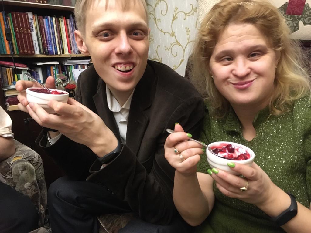 Фото: Роман и Вероника Якименко