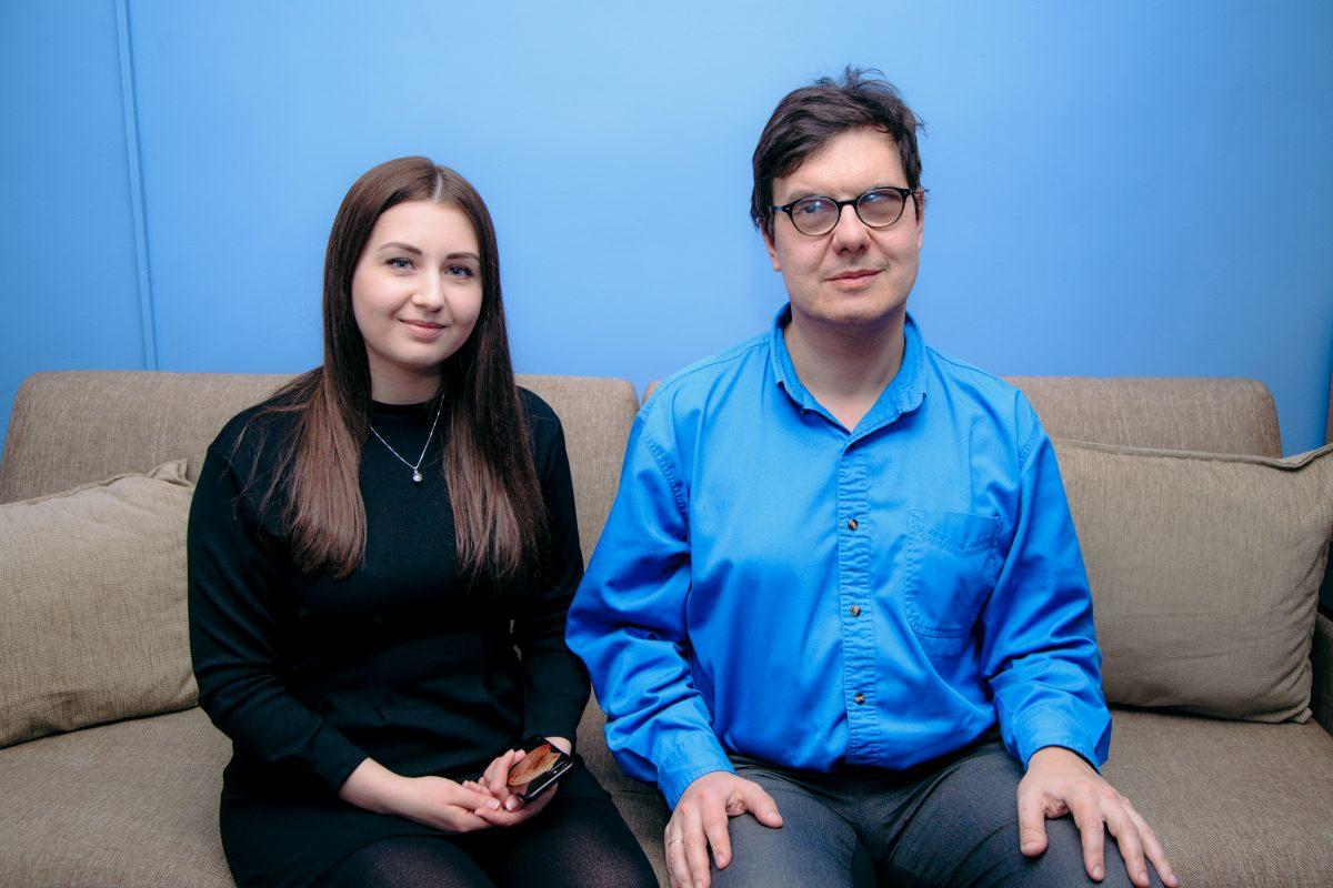 Фото: Татьяна Крук и Олег Шевкун